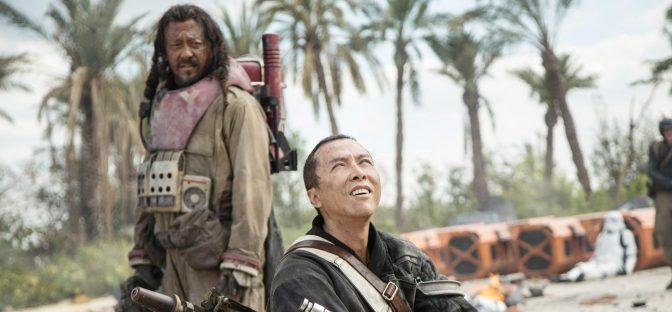 <i>Rogue One</i> Subverts Asian Male Stereotypes — and That's Important